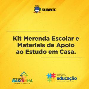 Prefeita Mila juntamente com a Secretária de Educação, Carla Binhardi, passam informações sobre o Kit Merenda Escolar e Materiais de Apoio ao Estudo em Casa.