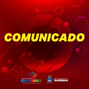 COMUNICADO ALTERAÇÃO NO LOCAL DE EMBARQUE DE PASSAGEIROS
